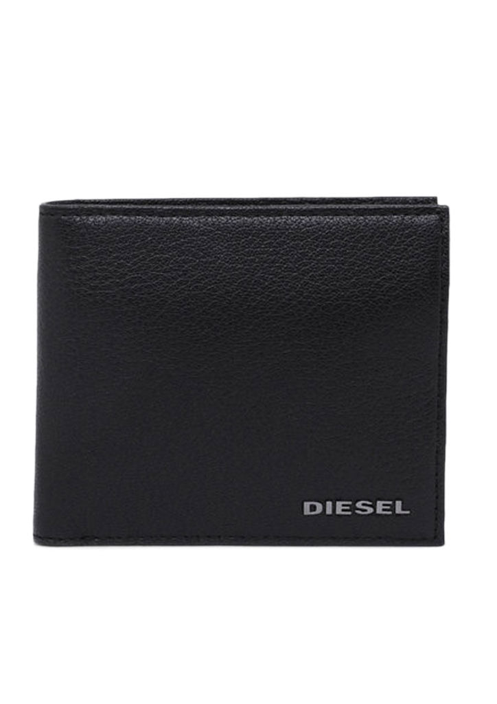 Essential Black Leather Wallet