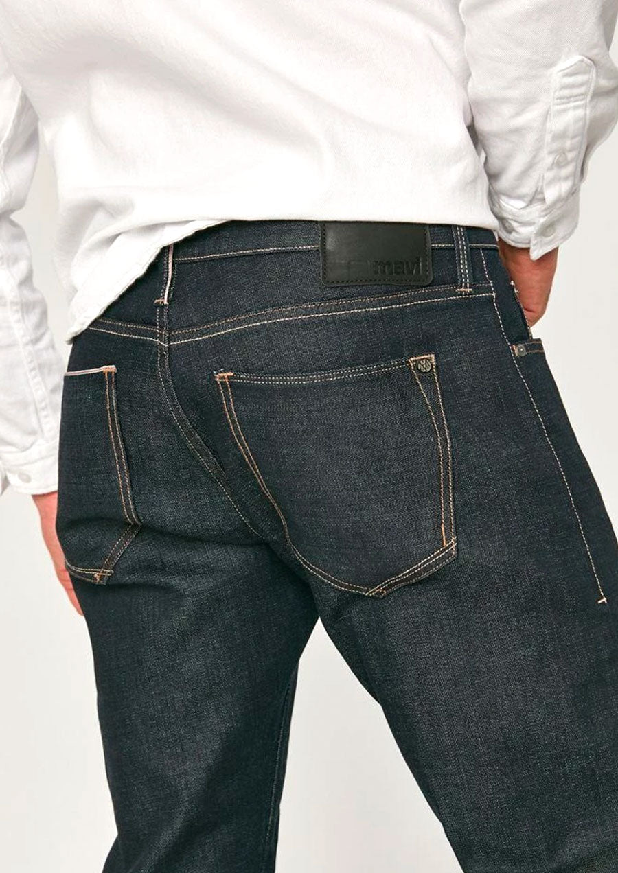 Jake Slim Leg Deep Real Selvedge