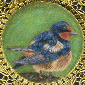 Bookmark: Barn Swallow