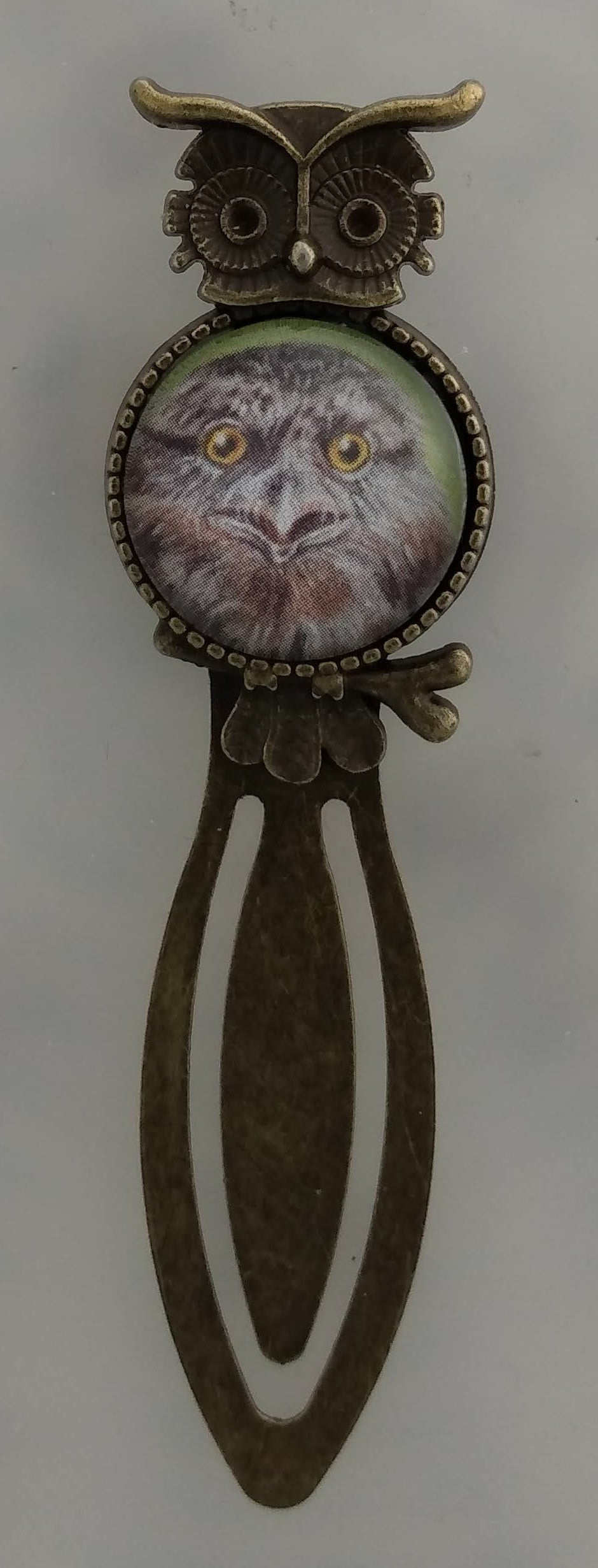 Bookmark: Frogmouth Bird