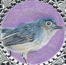 Load image into Gallery viewer, Bookmark: Blue Gray Gnatcatcher