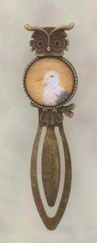 Bookmark: Seagull