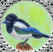Load image into Gallery viewer, Magpie Pendant