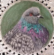 Load image into Gallery viewer, Bookmark: Pigeon