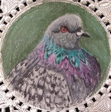 Load image into Gallery viewer, Pigeon Pendant