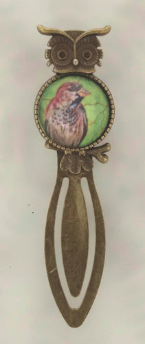 Bookmark: Sparrow