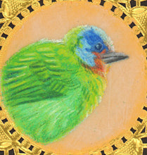 Load image into Gallery viewer, Bookmark: Taiwan Barbet