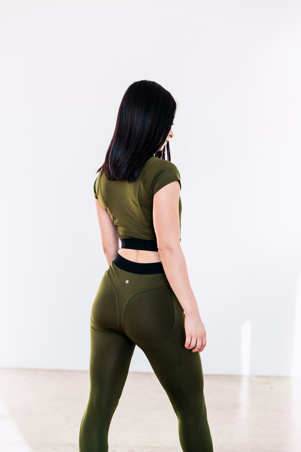 Everyday Track Suit - Top (Black, Grey, Army Green)