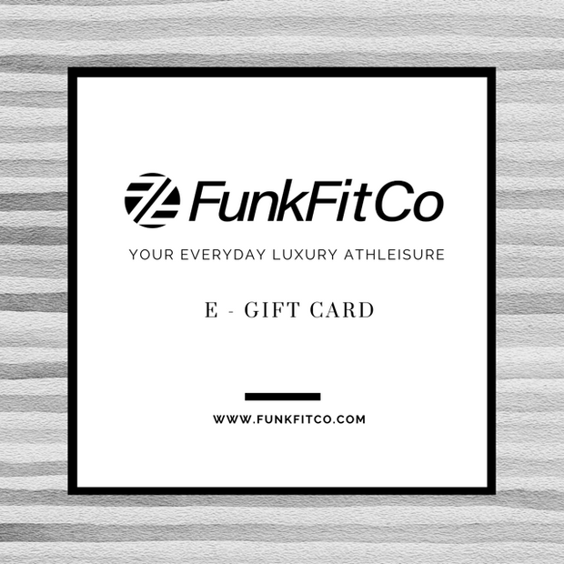 FunkFitCo eGift Card