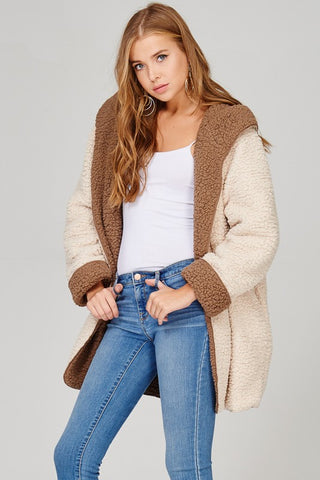 ALWAYS DREAMING COZY JACKET