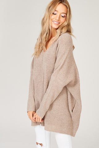 ELLE OVERSIZED SWEATER