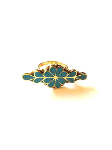 Art Deco Ring by: SunaharA