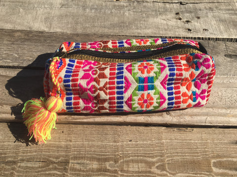 FIESTA CLUTCH/COSMETIC BAG