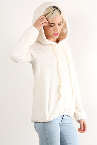 COZY FLEECE PULLOVER