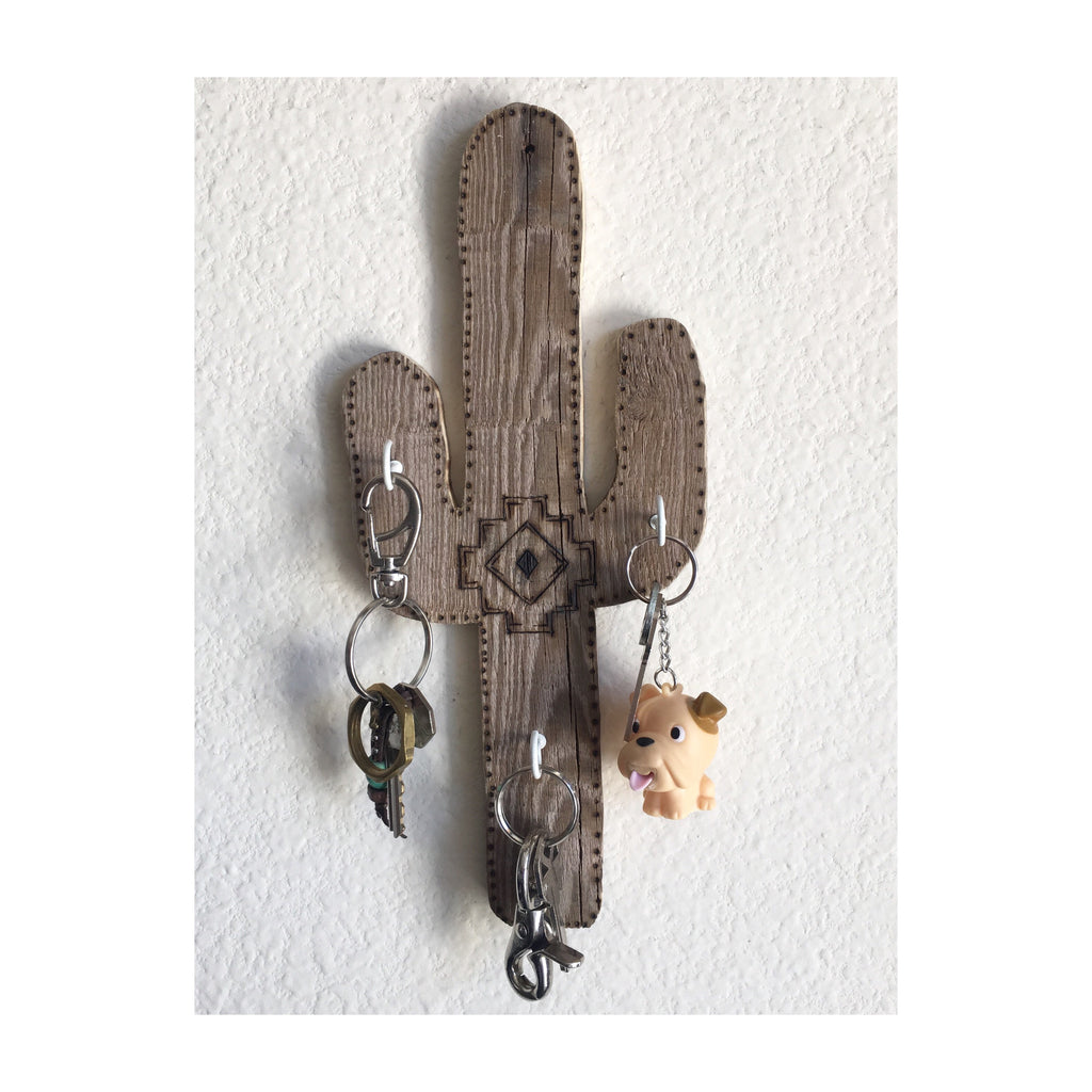CACTUS KEY HOLDER