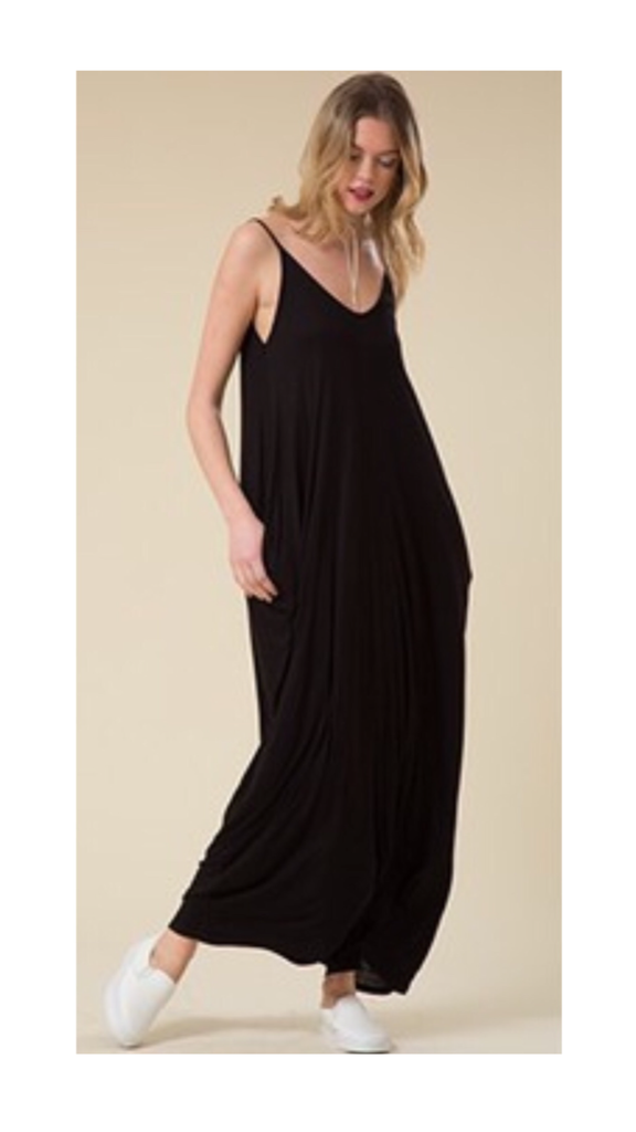 EVIE DRESS- black