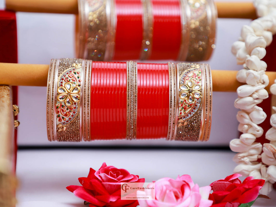 Bridal Chura - 7 - CareFashioners