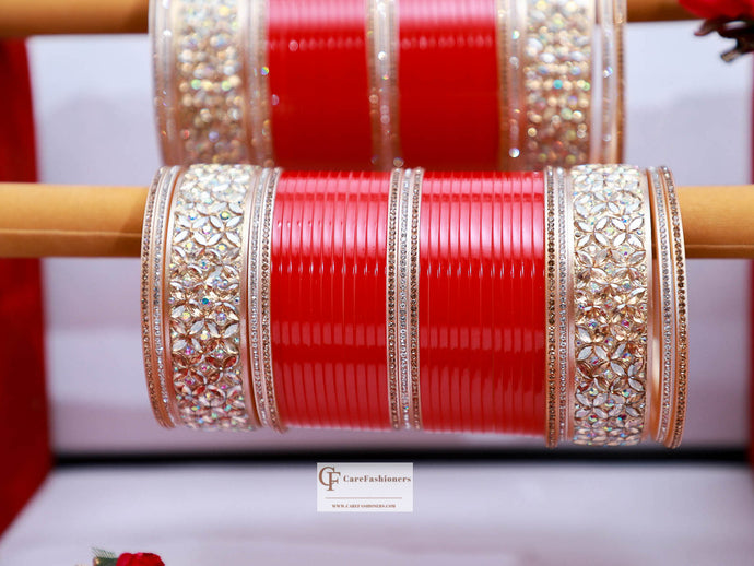Red-Kundan-Jerkan-Kundan-Red-Bridal-Chura