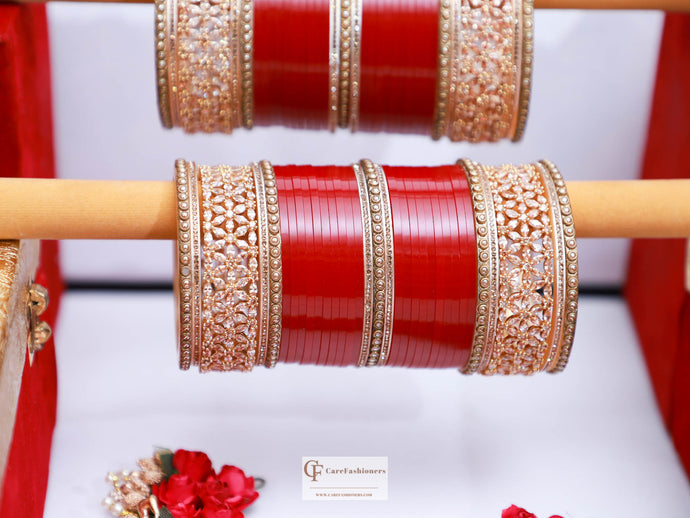 AD-Stone-Red-Bridal-Chura