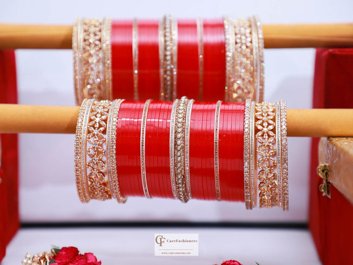 AD-Stone-Jerkan-Red-Bridal-Chura