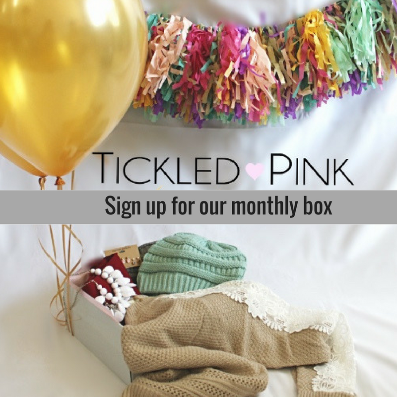 monthly box, TPB Box, Style Box