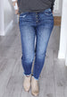Brianna Button Fly Kancan Jeans