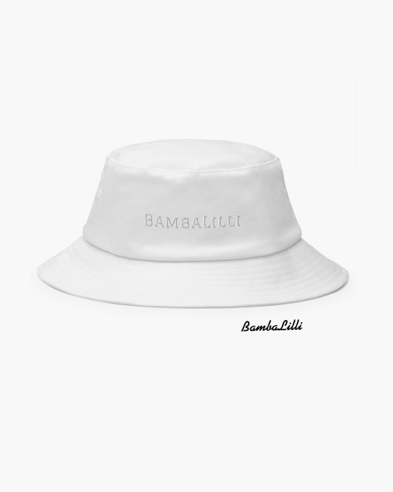 The 'Angel' Bucket Hat - BambaLilli