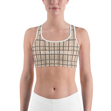 Load image into Gallery viewer, The 'Latte' Sports Bra - BambaLilli