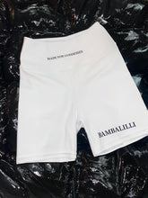 Load image into Gallery viewer, BambaLilli Yoga Shorts - Persephone Swim
