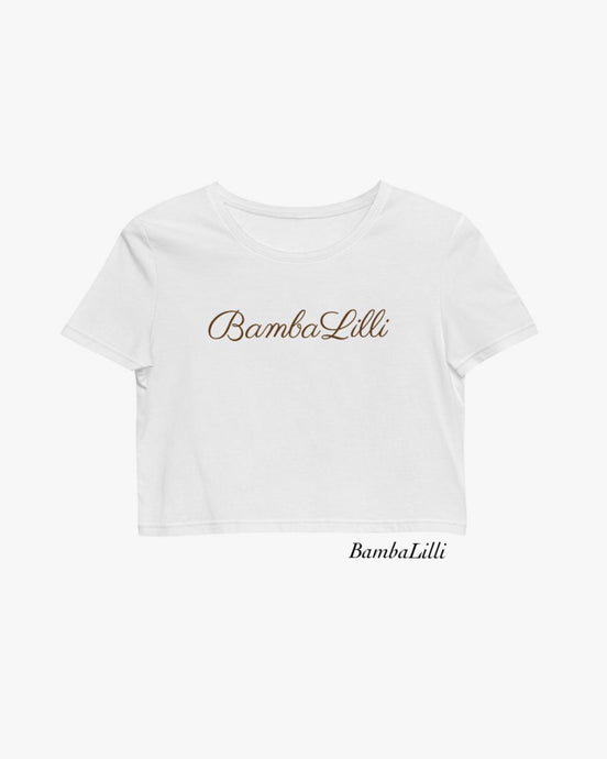 The 'Brown' Organic Top - BambaLilli