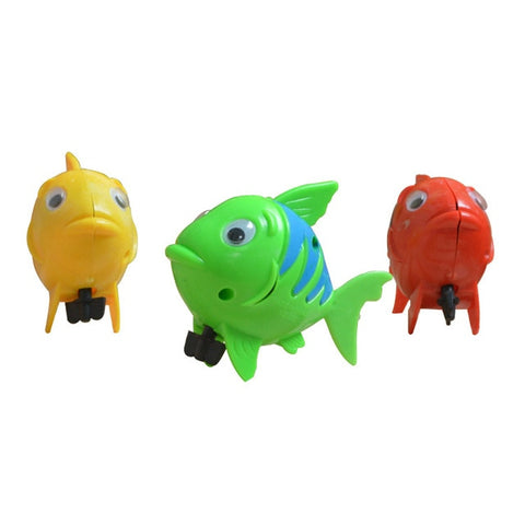 Baby Bathing Toy Clockwork Wind up Bath Diver Swimming Toys For Kids in Pool Bathroom Battery Operated Frog Fish Tortoise Shrimp