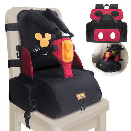 3 in 1 waterproof toddler feeding booster seat high chairs mommy bag kids seats portable infant seat toddler chair kids seat