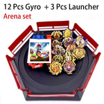 All Launchers Beyblade GT Arena Bayblade Sale Spinning Tops Burst Metal 4D Gift Bey Blade Blades Toys Sale