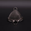 Double Layer Mesh Cocktail Strainer Black