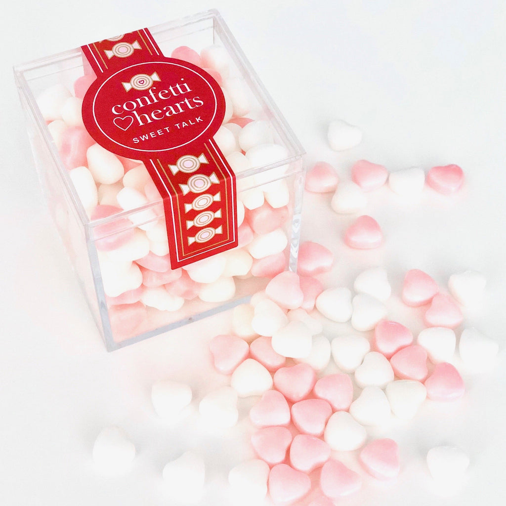 Sweet Talk - Valentines Day Candy Cubes 4 PACK
