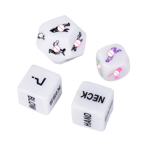 Sex Games: Variety Dice