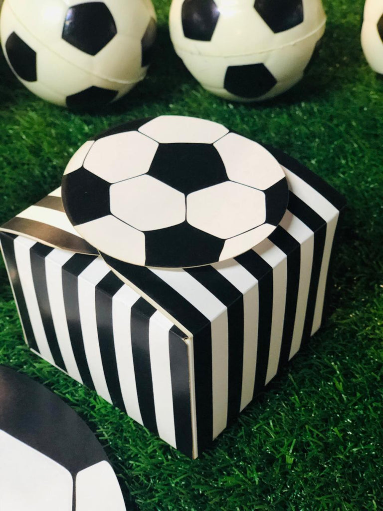 Soccer Boxes - Pack of 12