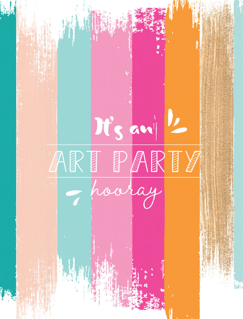 Art Party Package