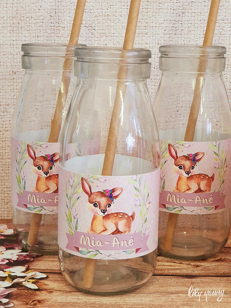 Bambi Labels set - Pack of 12
