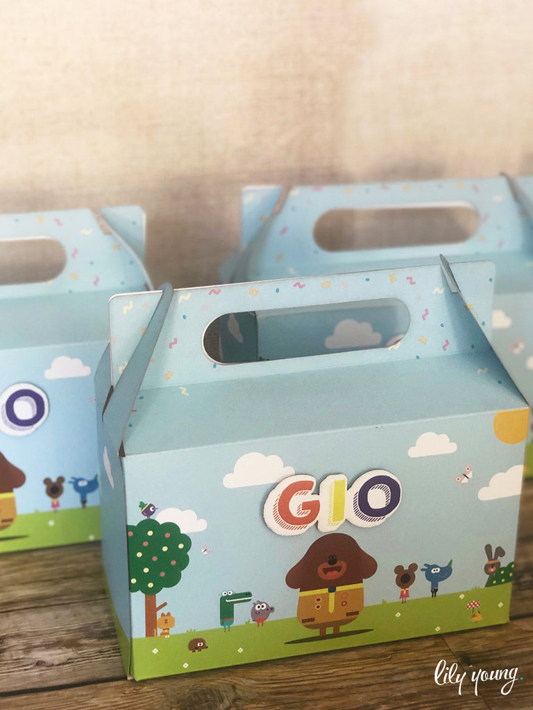 Hey Duggee Boxes - Pack of 12