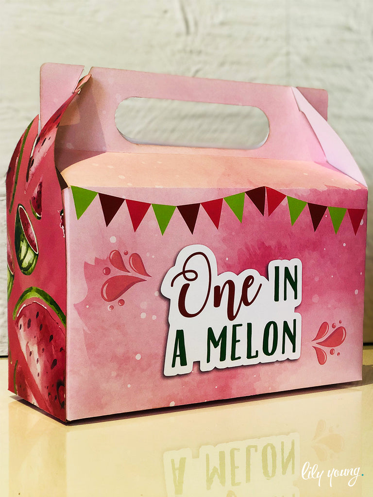 One in a Melon Boxes - Pack of 12