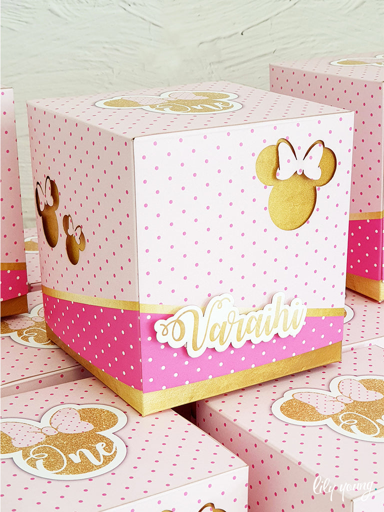 Minnie Box - Pack of 12