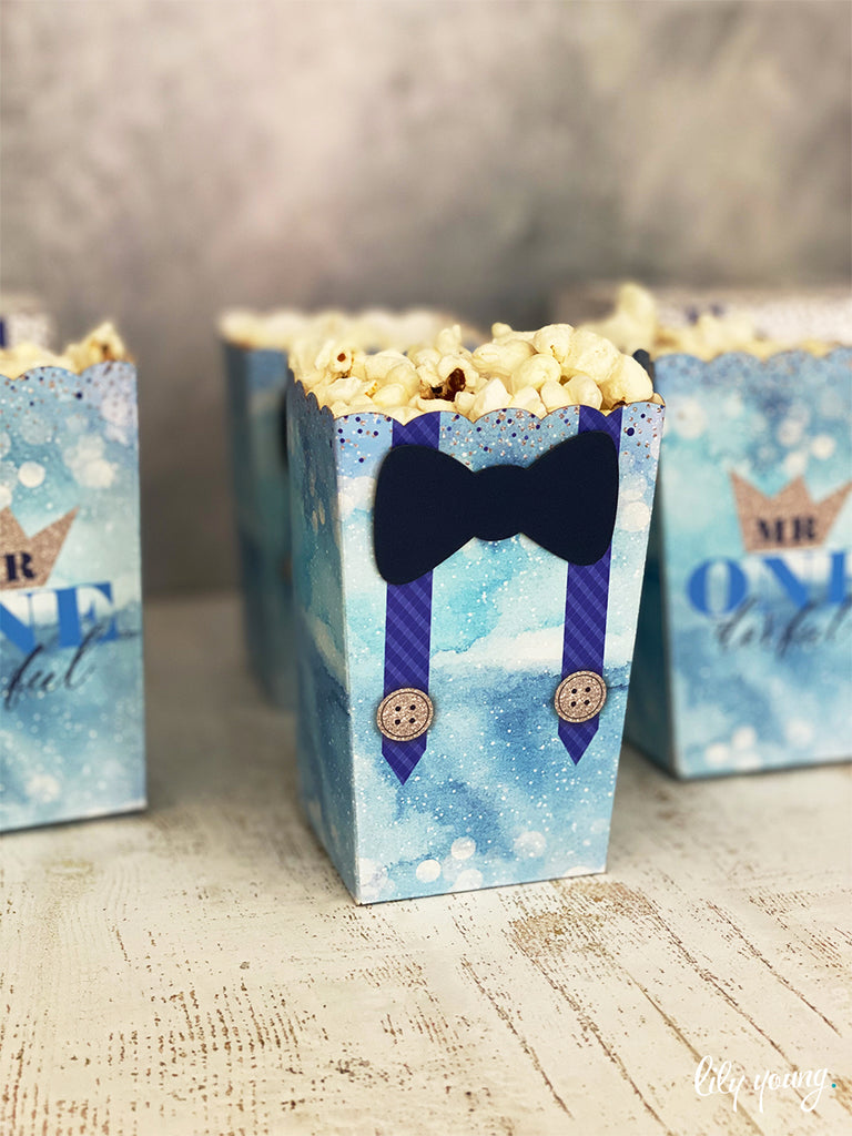 Mr Onderful Popcorn boxes - Pack of 12