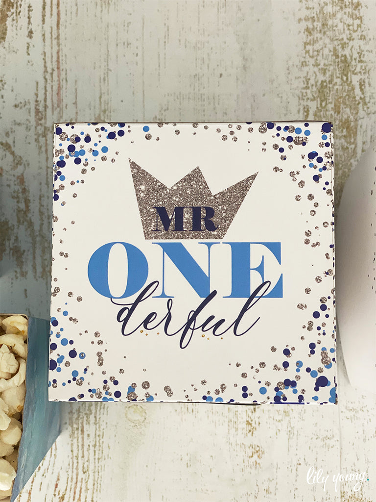 Mr Onderful Box - Pack of 12