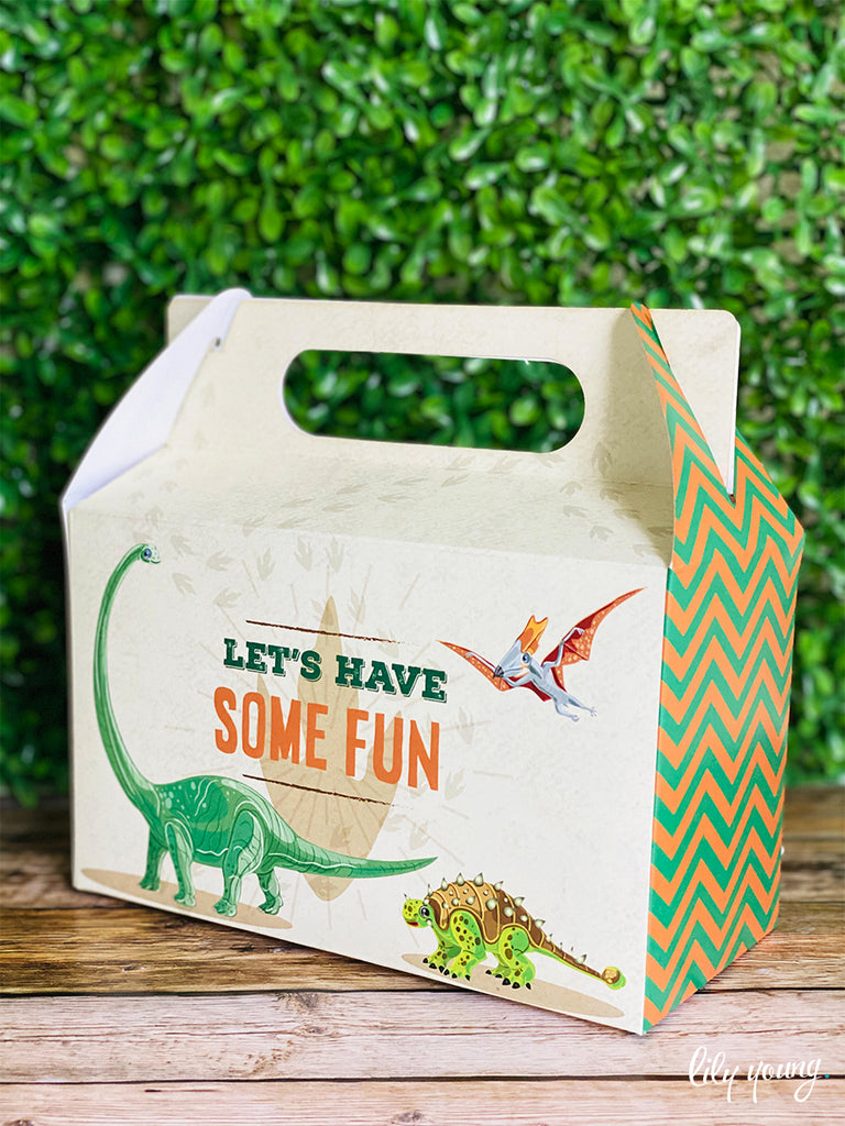 Dinosaur Party Package