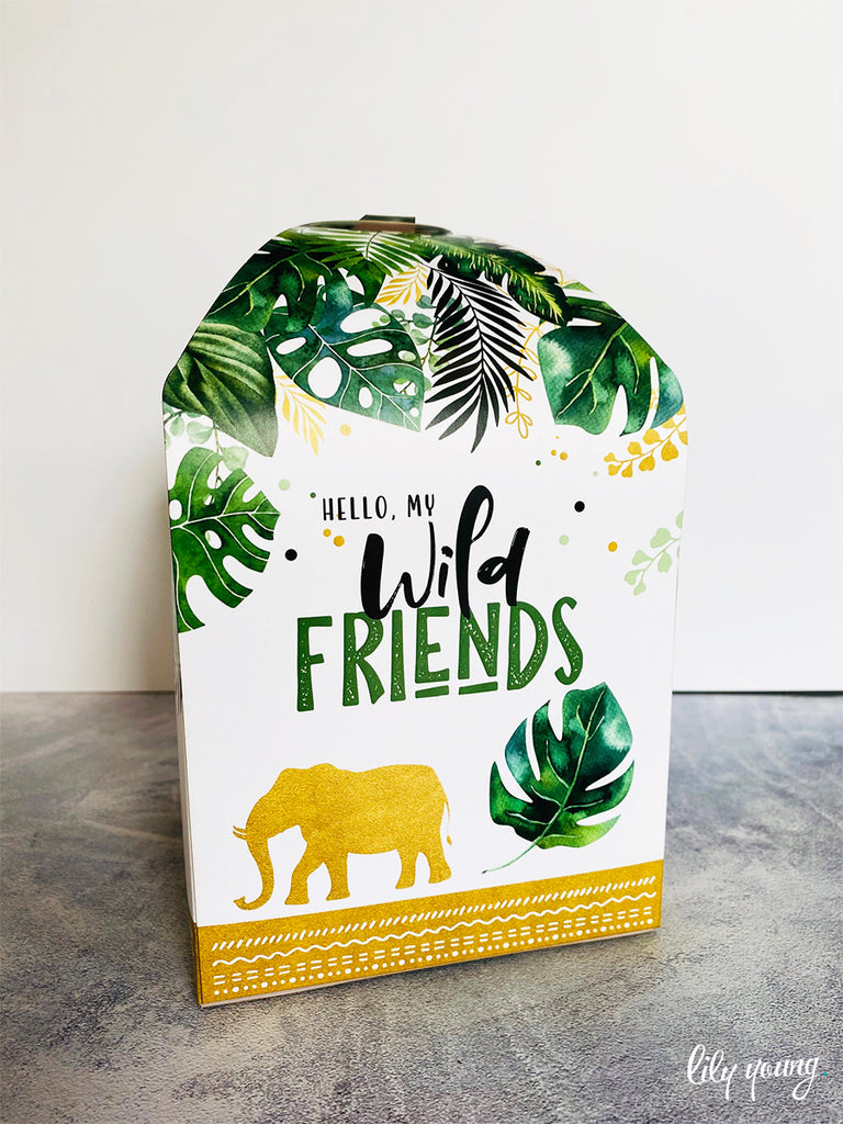 Large Wild One Boxes - Pack of 12