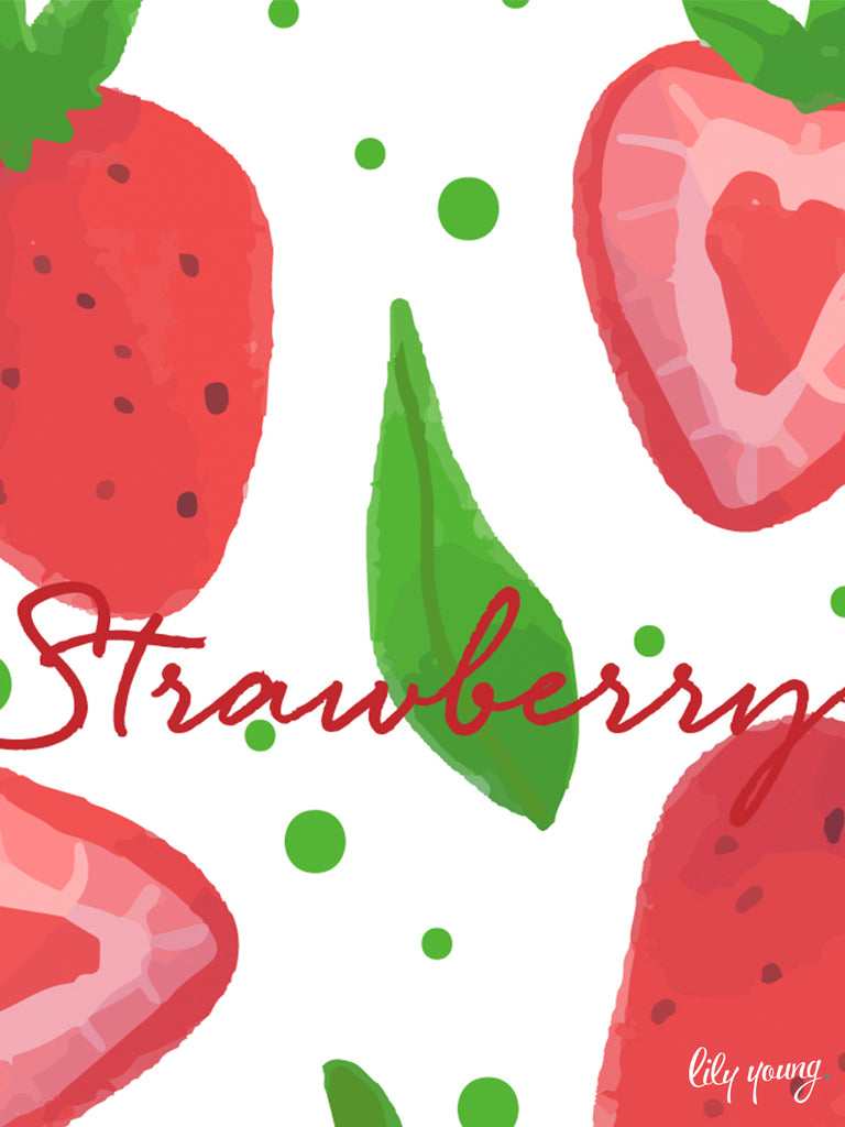 Strawberry Party Package