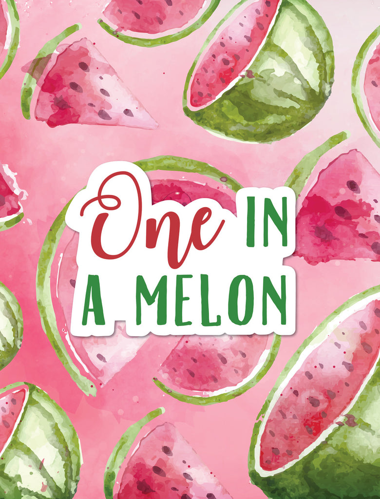 One in a Melon Party Package