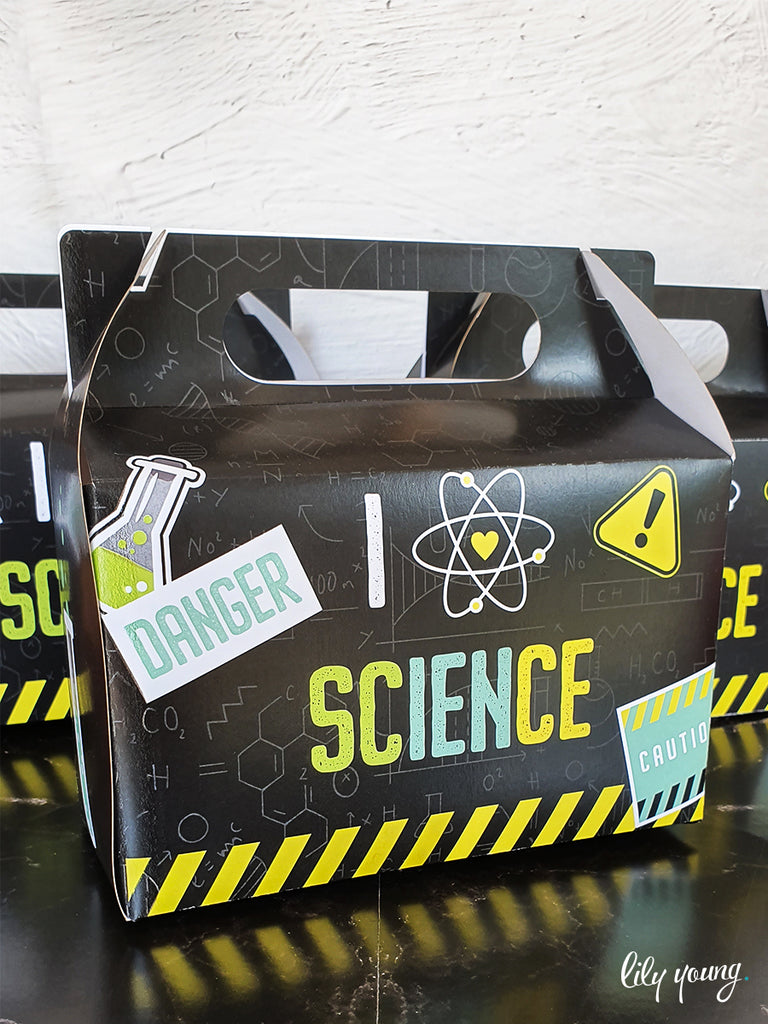 Science Boxes - Pack of 12