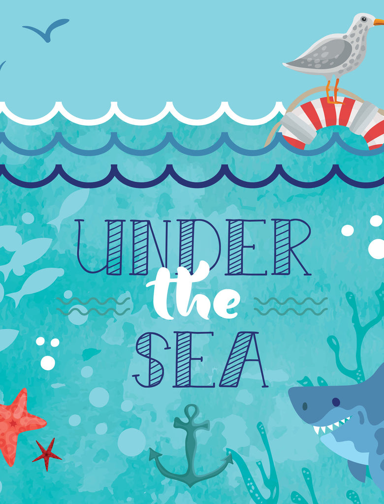 Under the Sea Party Package